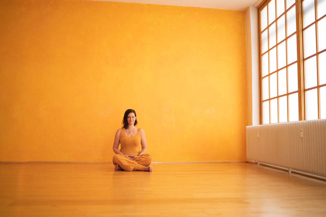 Yoga Minden · Maren Kemme · Yogazentrum Minden · Restorative Yoga
